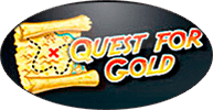 Играть Quest for gold
